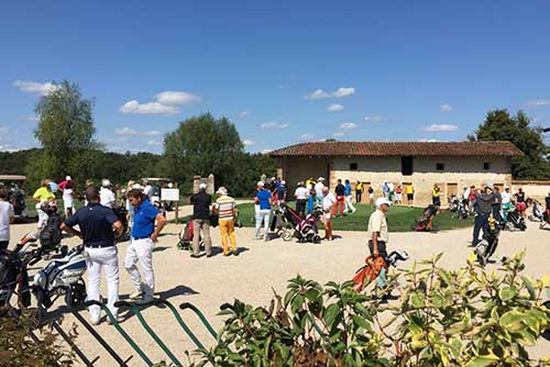 enseignement du golf à Lyon