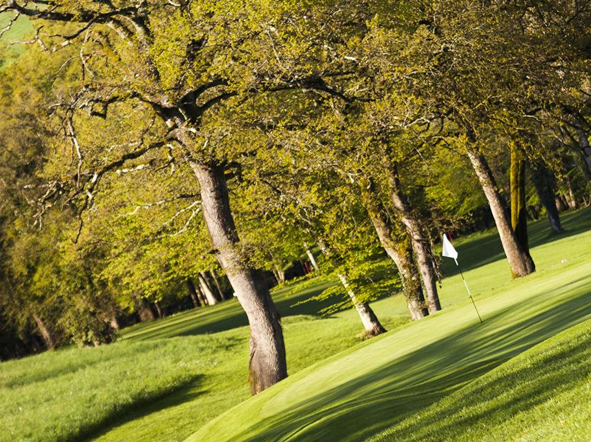 Parcours golf Lyon