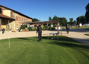 Séminaire golf Lyon