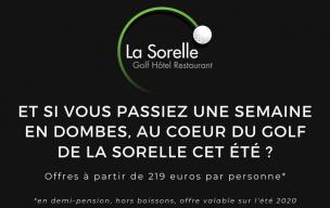 Offre séjour à La Sorelle