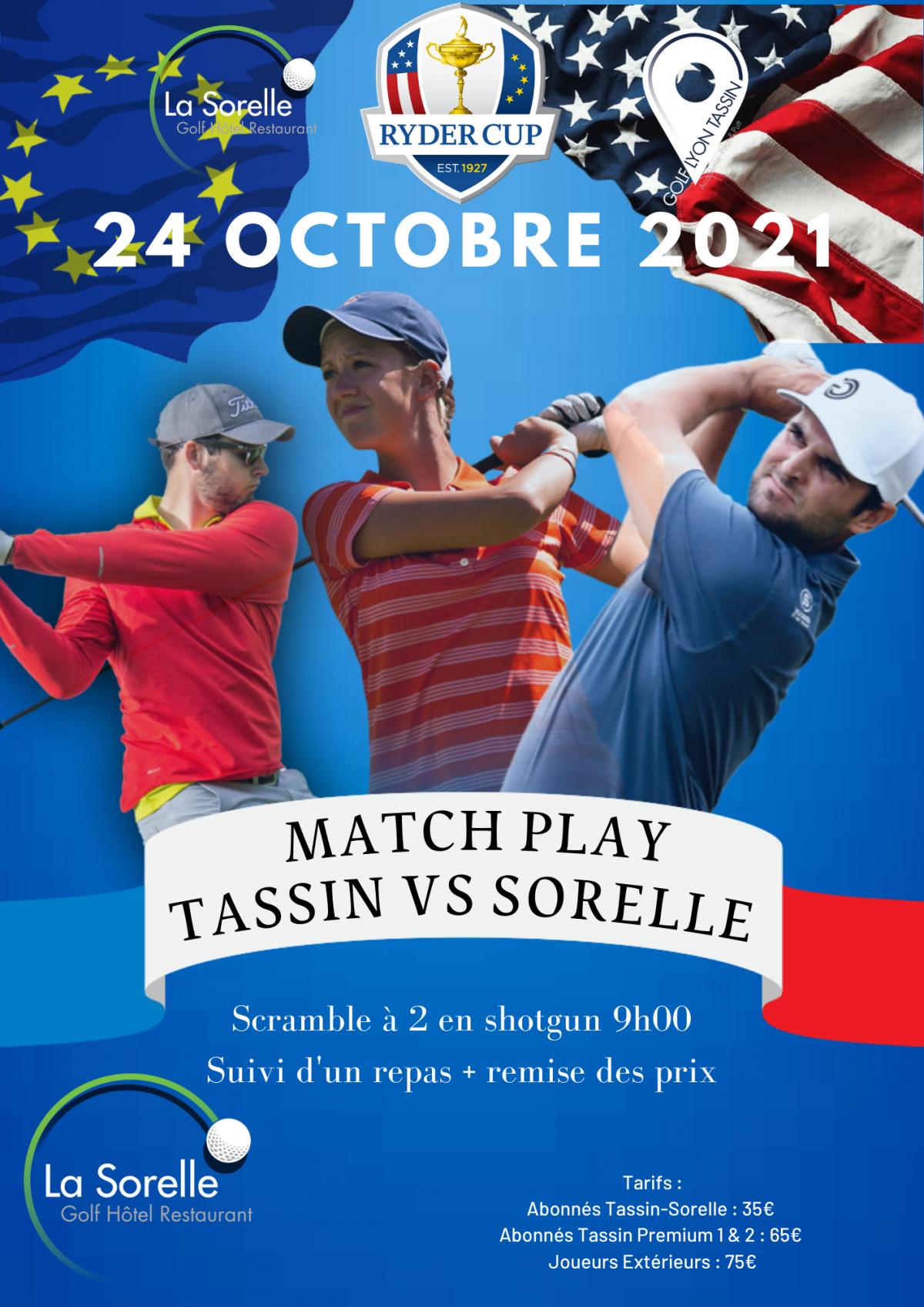 Les équipes de La Sorelle affrontent celles de Tassin le 24 octobre